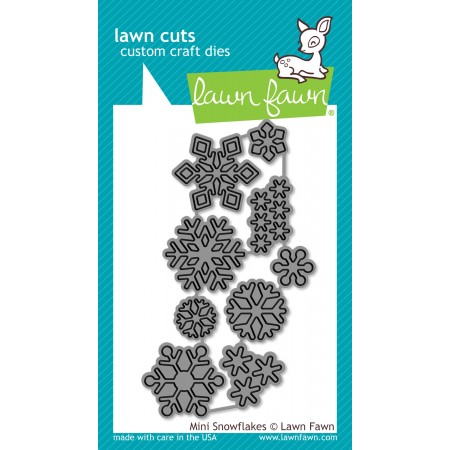LF Mini Snowflakes