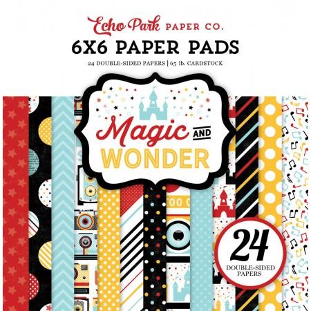 EP Magic & Wonder 6x6 Paper Pad