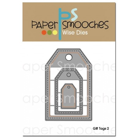 PS Gift Tags 2 Dies