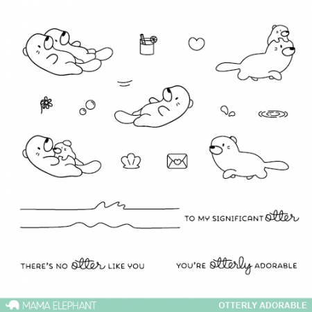 ME Otterly Adorable
