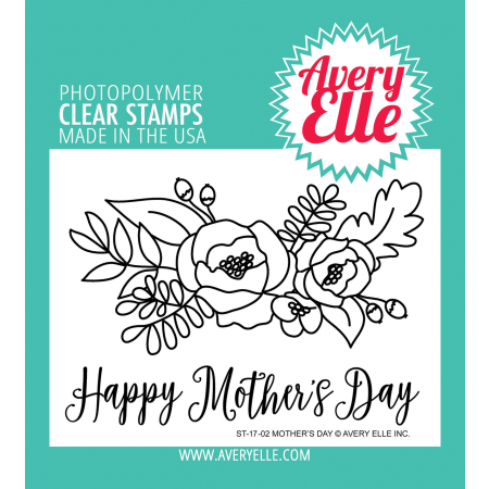 AE Mother's Day Clear Stamps