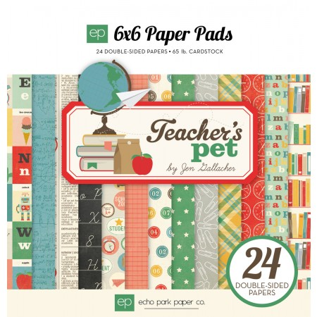EP Teacher's Pet 6x6 Paper Pad