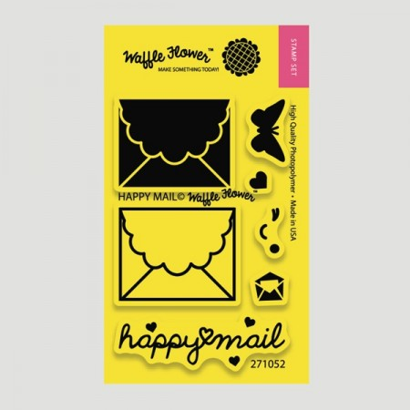 WFC Happy Mail Stamp Set