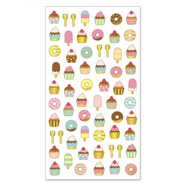 Tiny cake sticker (Copain Copine)